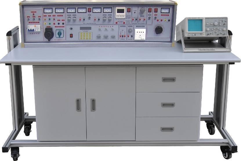 通用智能型电工.电子.电拖三合一实验室设备