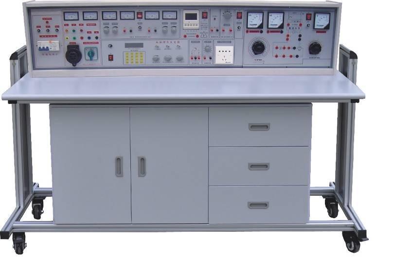 通用电工.电子.电拖(带直流)四合一实验室设备