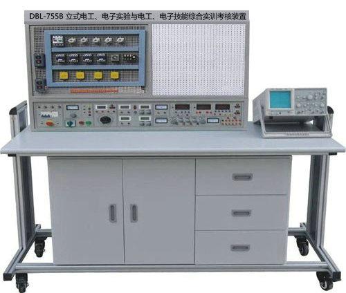 立式通用电工.与电工.电子技能实训考核