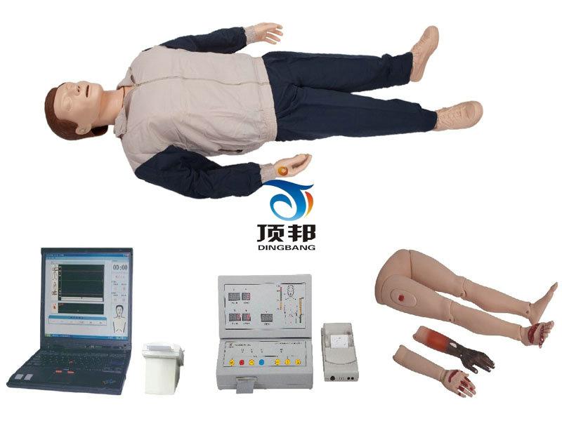 高级全自动电脑心肺复苏模拟人(IC卡管理软件)