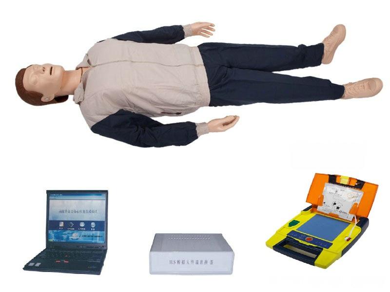 高级心肺复苏、AED除颤模拟人