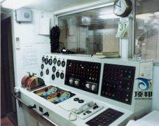 船舶机舱集中监视与报警实训装置