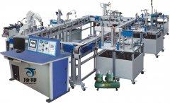 模块式柔性自动环形生产线实验系统(工程型)