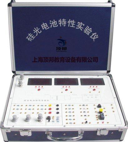 硅光电池光伏特性实验仪