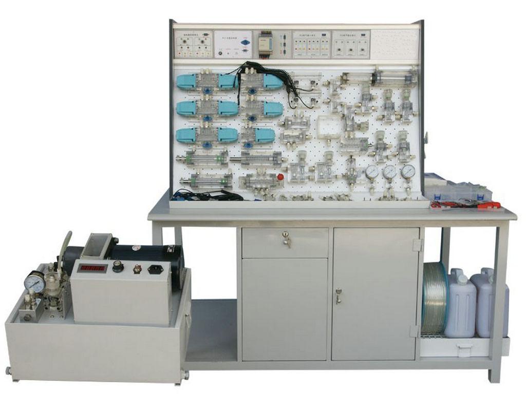 铁桌液压PLC控制实验台