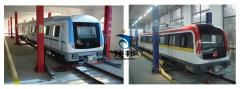 城市轨道交通车辆结构运用检修实训系统