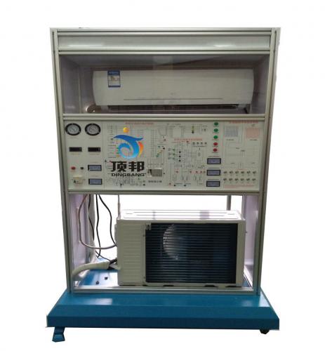 变频空调制冷系统实训考核装置