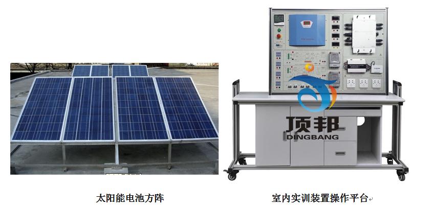 楼宇新能源实训装置(光伏发电系统)