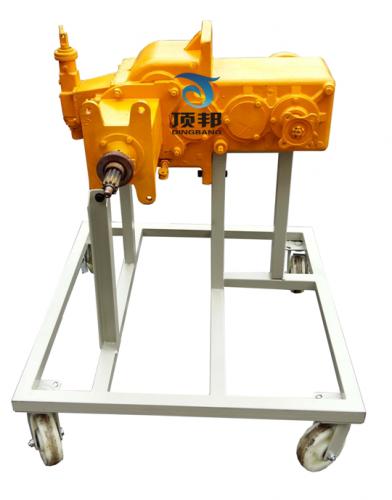 定轴传动同步器换挡变速器拆装实验台