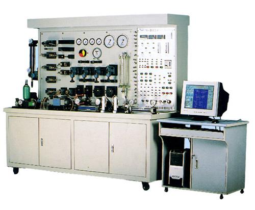 电液伺服比例综合实验台