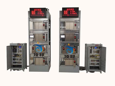 电梯控制技术实训装置