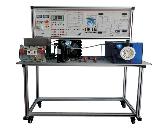 恒温恒湿机组系统模拟实验装置