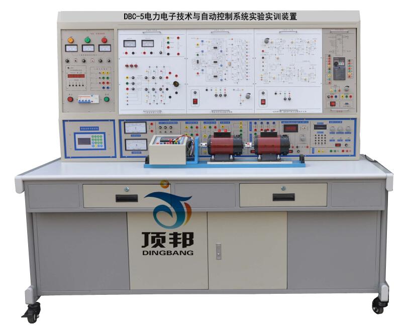 电力电子技术与自动控制系统实验实训装置