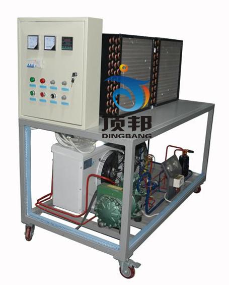 半闭活塞式压缩机制冷模拟实验设备