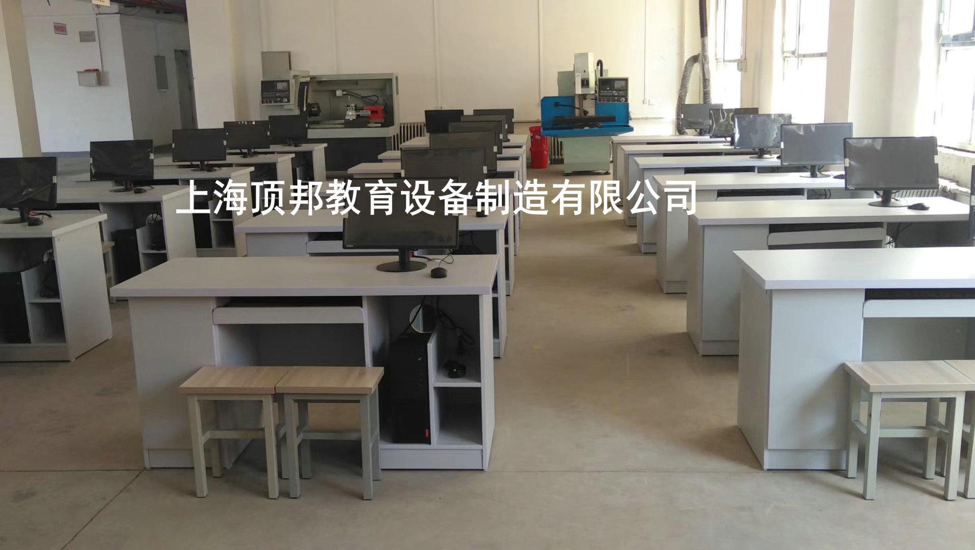多媒体网络型教学生产两用数控机床机电一体化