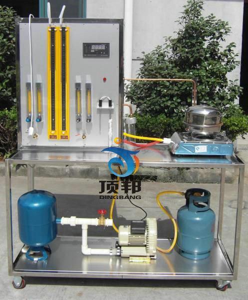 燃气灶具热工性能测定装置